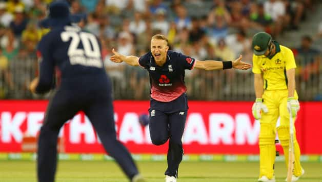 Tom Curran took a five-for © Getty Images
