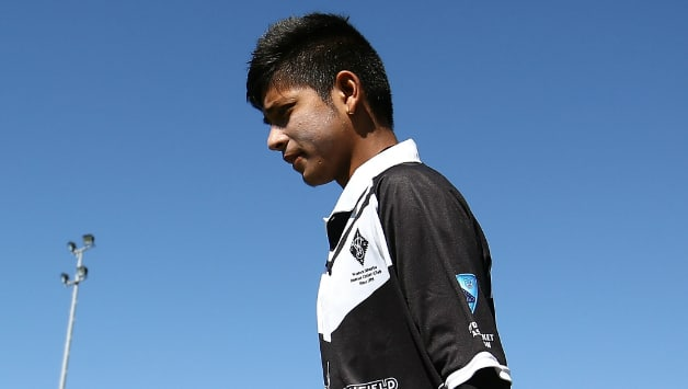 Sandeep Lamichhane is the first player from Nepal to join IPL © Getty Images