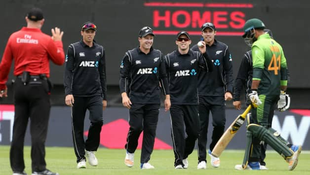 New Zealand are leading the five-match ODI series by 3-0 © Getty Images