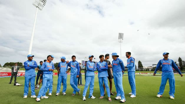 India will now face Australia in the summit clash © Getty Images