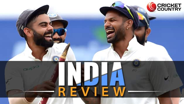 India will tour South Africa, England and Australia in 2018 (Image courtesy: AFP)
