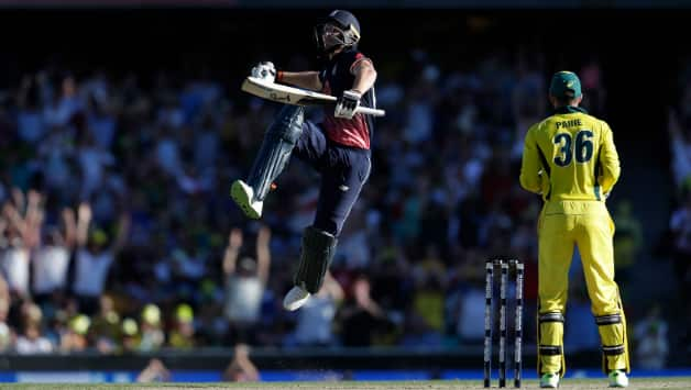 Jos Buttler was the difference between the two sides, says Eoin Morgan