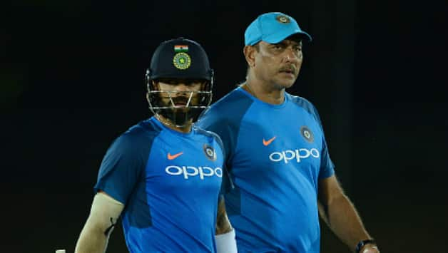 Virat Kohli rejects Ravi Shastri's statements about Team India's less preparation on South Africa tour