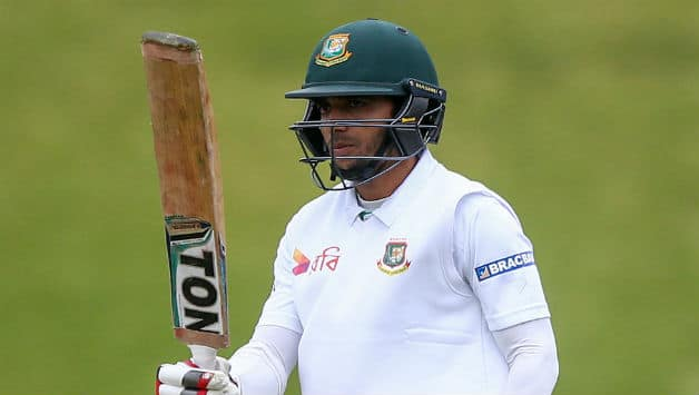 Bangladesh vs Sri Lanka, 1st Test: Mominul Haque's ton powers Hosts to 374/4 on Day 1