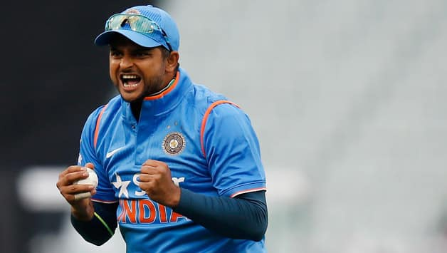 Suresh Raina returns to Indian side © Getty Images