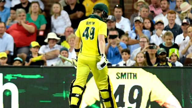 Steven Smith-led Australia ODI side is in total disarray © Getty Images