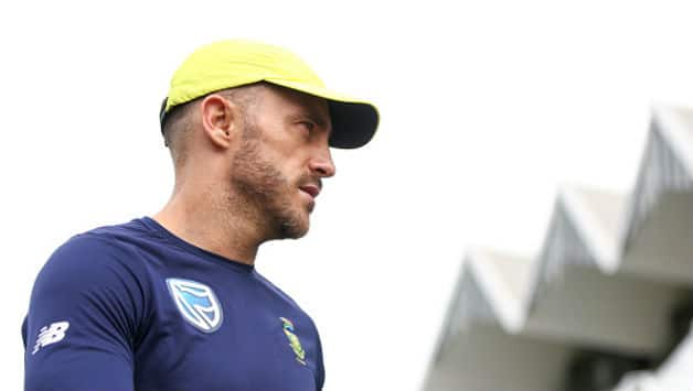 India vs South Africa, 2nd Test: Centurion's pitch is good for fast bowlers, says Faf du Plessis