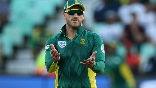 Faf du Plessis © Getty Images