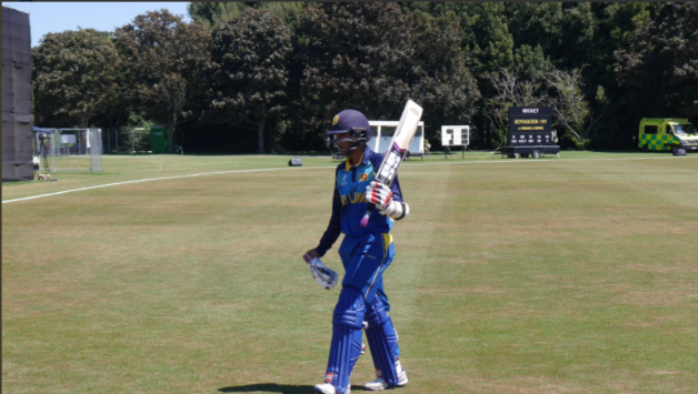 ICC Under 19 World Cup 2018: Hasitha Boyagoda's record 191 runs innings lead Sri Lanka to a 311 run win over Kenya