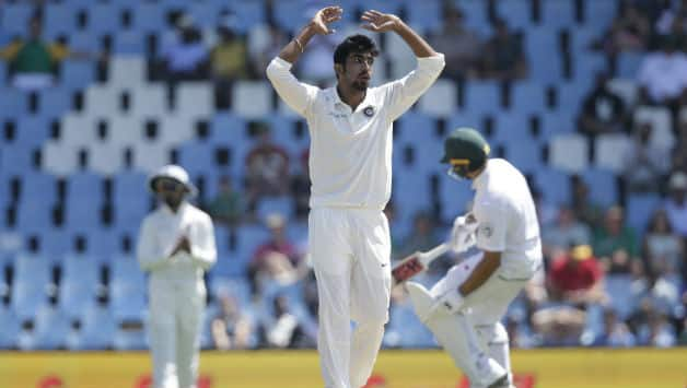 South Africa vs India, 3rd Test: Jasprit Bumrah's maiden 5-fer restricts Hosts to 194 on Day 2