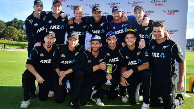 New Zealand beat Pakistan by 15 runs in 5th ODI to seal the series with 5-0