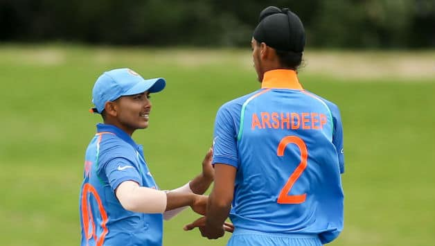 ICC U-19 World Cup: Aditya Thakare replaces injured Ishan Porel