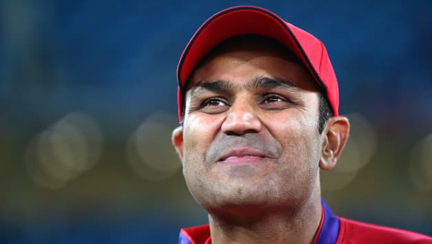 Virender Sehwag © Getty Images