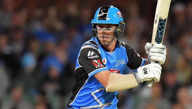 BBL 2017-18: Alex Carey and Travis Head's fifty help Adelaide Strikers beat Melbourne Stars by 8 wickets