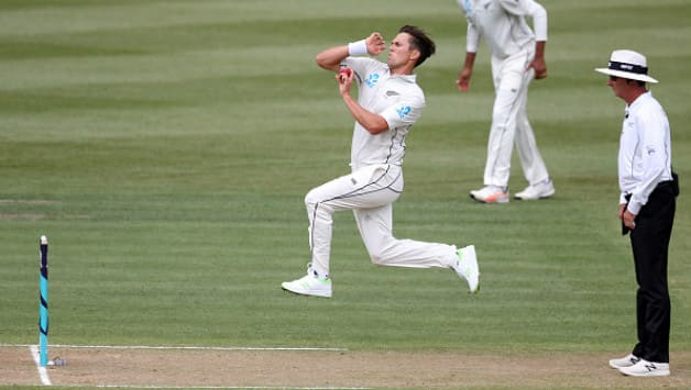 New Zealand continued to benefit from Trent Boult's brilliance (Image courtesy: Getty Images)
