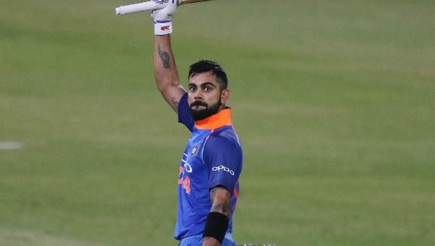 Kohli attains career-best ODI rating