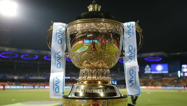 IPL Trophy © BCCI