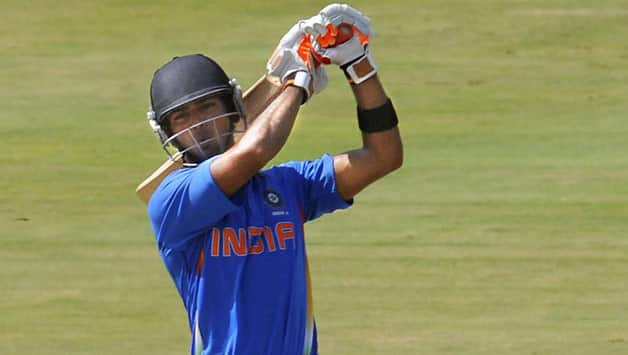 Unmukt Chand scored a century with a broken jaw © IANS (File Photo)