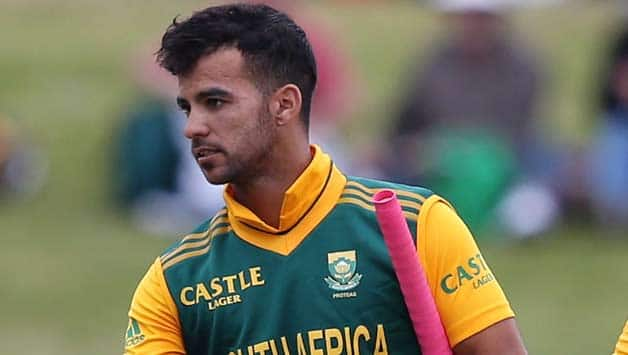 South Africa announces JP Duminy as captain for T20I series against India