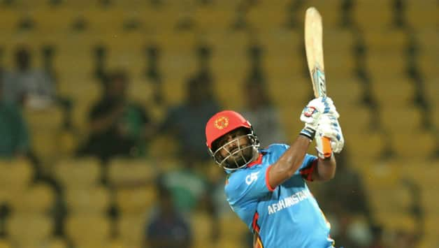 Mohammad Shahzad © AFP