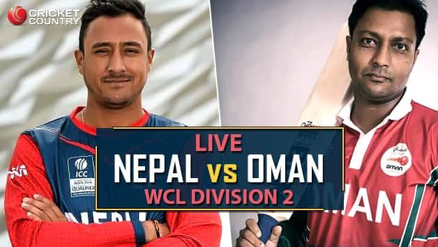 Paras Khadka and Sultan Ahmed © Getty Images