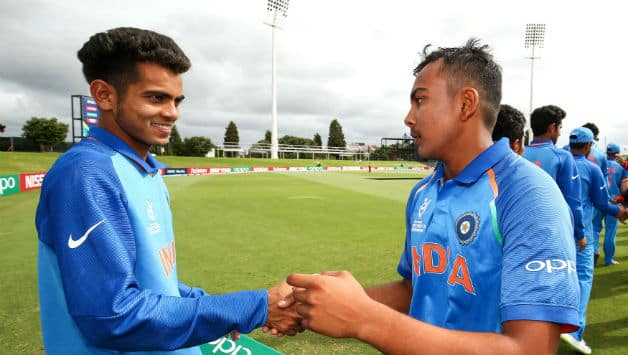 Prithvi Shaw, Kamlesh Nagarkoti and other 6 players are ready to play in India A team, says U-19 Fielding coach