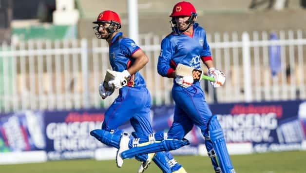 Rashid's five-wicket haul dismantles Zimbabwe