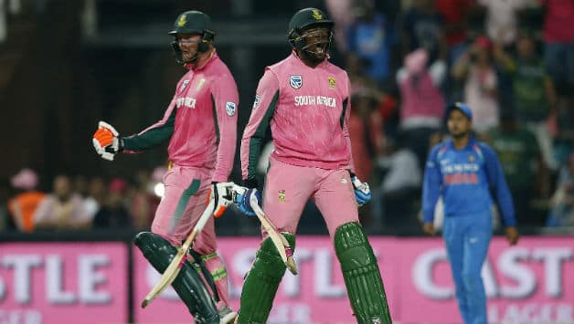 South Africa remain unbeaten in Pink ODIs © AFP