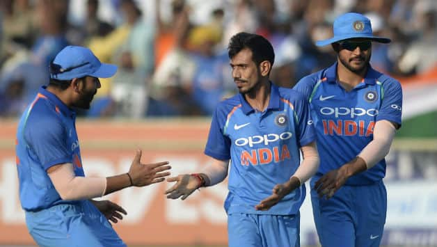 India vs South Africa, 2nd ODI: Yuzvendra Chahal takes record five-wicket haul; Hosts register their lowest score at home