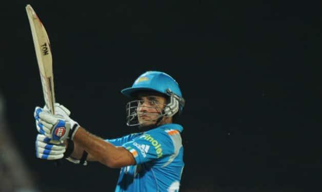 Sourav Ganguly during his IPL days © AFP
