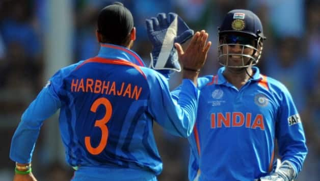 Thinking ahead of the game makes MS Dhoni a great skipper, says Harbhajan Singh