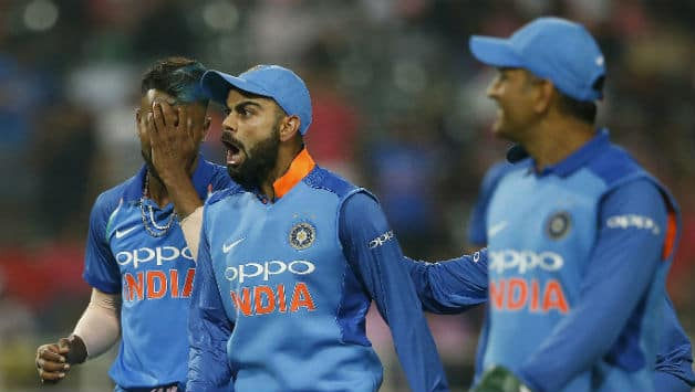 India currently are 3-1 up in 6-ODI series © AFP