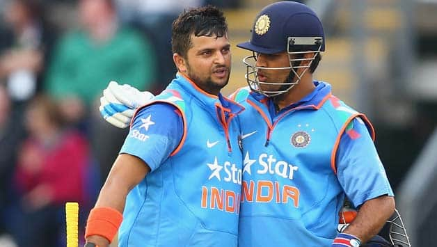 Suresh Raina: I feel MS Dhoni can do better up the order