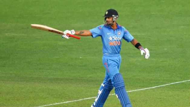 Virat Kohli scores 35th ODI century; breaks numerous records