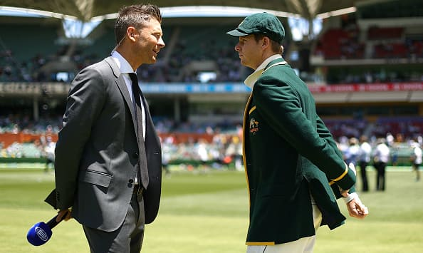 Michael Clarke and Steven Smith © Getty Images