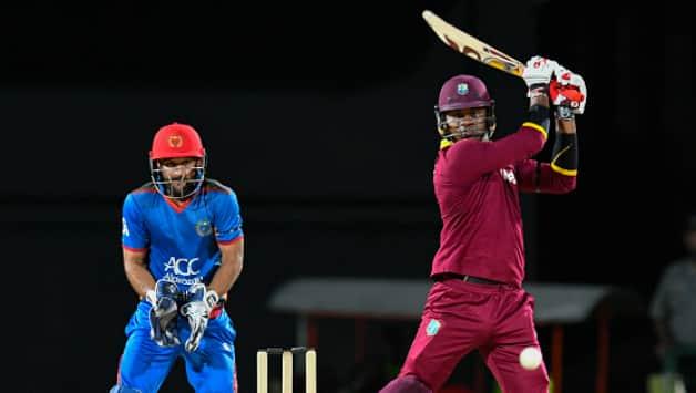 Afghanistan play West Indies in the final © AFP