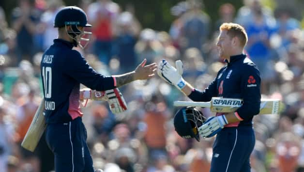 Jonny Bairstow's century help England beat New Zealand in 5th ODI; clinch series by 3-2