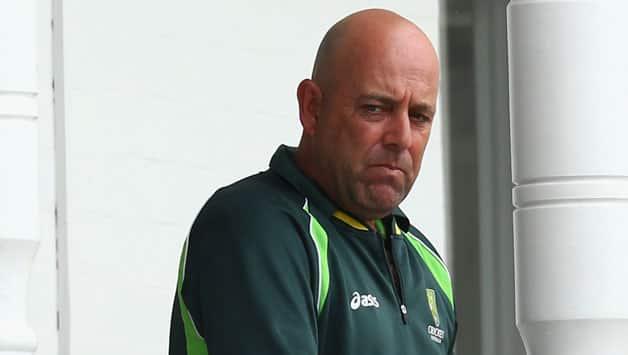 Australia head coach, Darren Lehmann © Getty Images