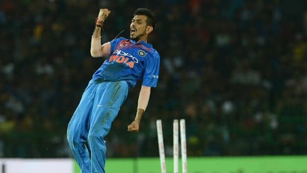 Yuzvendra Chahal rises to 2nd position in ICC T20I rankings