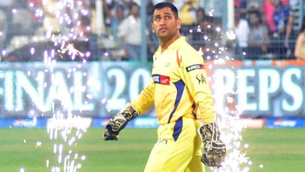 MS Dhoni will play a match for Chennai Super Kings after three long years © IANS