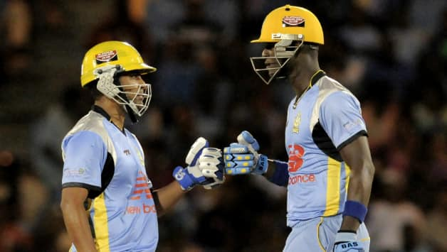Tamim Iqbal and Darren Sammy © Getty Images