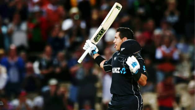 Ross Taylor © Getty Images
