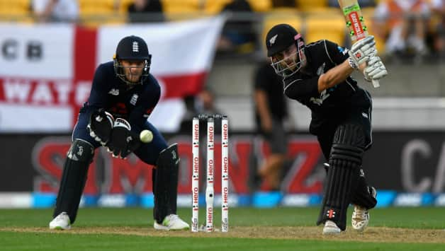 Kane Williamson scored his 11th ODI century © Getty Images