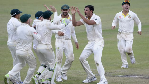 Mitchell Starc scalped 4 wickets © Getty Images