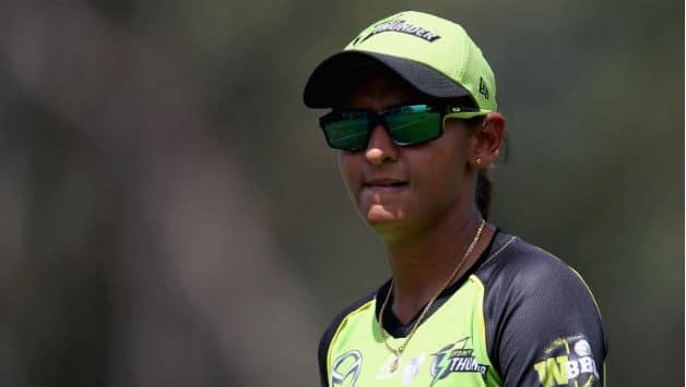 Harmanpreet Kaur explains why India Women lost to Australia Women