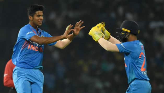 It is advantage India following Bangladesh's rough behaviour on the field versus Sri Lanka on Friday © AFP