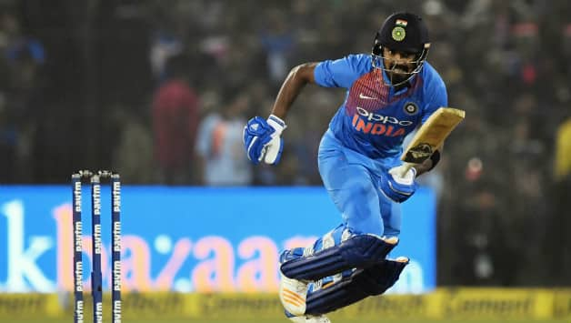 KL RahuL becomes 1st Indian batsman to be dismissed hit wicket in T20I; See full list