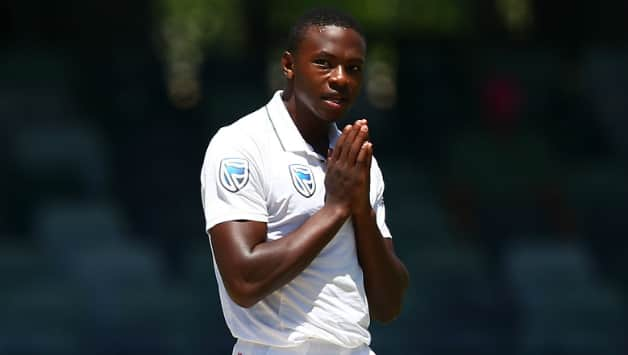 Rabada cleared of suspension