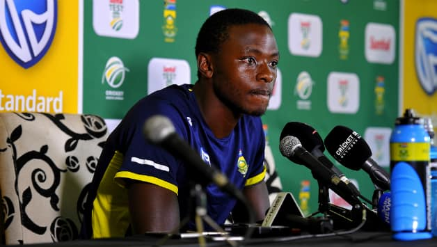 Kagiso Rabada  © Getty Images