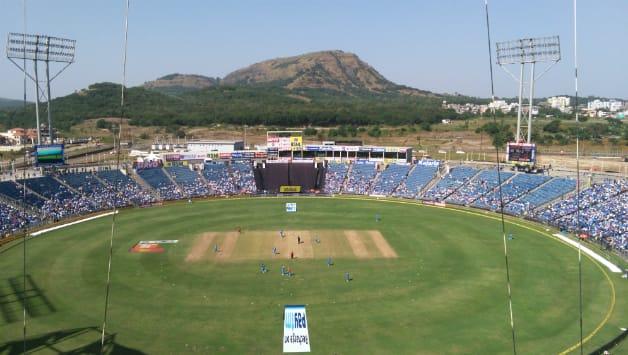 Maharashtra Cricket Association Stadium © Ayush Gupta